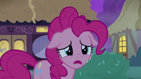 Pinkie Pie -that's what you said yesterday- S8E3