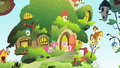 Pinkie Pie invites Fluttershy to a party S1E25.png