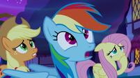Rainbow Dash -I think we'll know- S5E13