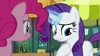 "Rarity ""I guess I understand"" S6E3"