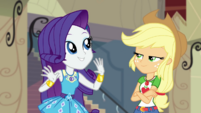 Rarity imagining herself playing Selfie Soot CYOE2