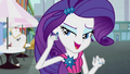 Rarity showing off her earrings EG2.png