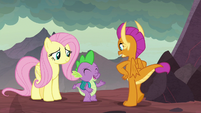 "Spike ""we're gonna be best buddies"" S9E9"
