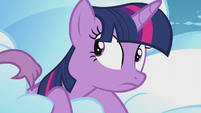 Spike tapping on Twilight S5E25