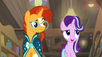 "Starlight ""we've almost looked at everything"" S7E24"