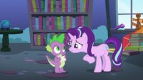 Starlight Glimmer --you really are hilarious-- S6E21