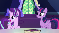 Starlight Glimmer -I had so much fun reading- S7E14