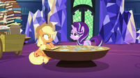 Starlight Glimmer started to get exasperated S6E21