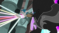 Stygian is freed from the darkness S7E26