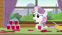 "Sweetie Belle ""can't see what we did wrong"" S7E21"