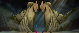 The gates of Hippogriffia MLPTM
