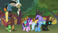 Thorax --hoped never to see that place again-- S6E25