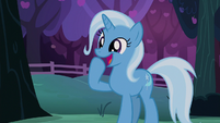 Trixie gasping in delight S7E24