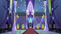 Twilight's castle main foyer S5E3