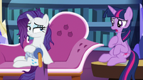 "Twilight ""I've had arguments with friends"" S9E19"