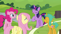 "Twilight ""I have faith in my friends"" S9E15"
