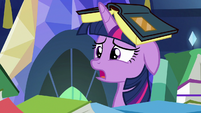 "Twilight Sparkle ""I want to help Zecora"" S7E20"