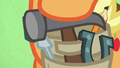 Applejack arms herself with a hammer S6E10.png