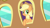 Applejack coming home S2E14