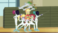 Applejack joins the fencing club EGDS4.png