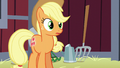 Applejack listens to Apple Bloom's worry-talk S5E17.png