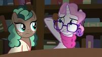 "Bookstore Pony 1 ""darkest corner of the shop"" S8E8"