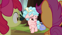 Cozy Glow -I don't know if I'll stay long- S8E12