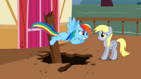 Derpy Hooves Upset 2 S2E14