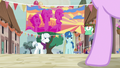 Diamond and Favor surprised to see Starlight return S6E26.png