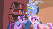 Discord 'We'll need to make some arrangements' S4E11