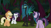 Fake Twilight volunteers to find the other clones S8E13