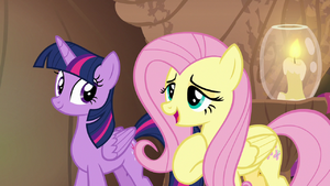 "Fluttershy ""if you don't take care of yourself"" S7E20"