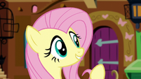 Fluttershy -you have to get the castle ready- S5E3