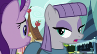 "Maud Pie deadpan teasing ""am I?"" S7E4"