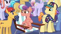 Mustache Crystal Pony --I know, right--- S6E2