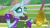 "Ocellus ""let's win this game and hit the"" S9E15"