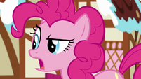 "Pinkie Pie ""still doesn't make any sense"" S7E9"