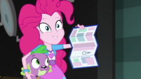 Pinkie Pie presents her insider's tour guide EGS2