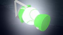Rainbow Dash's dropped lantern S6E15