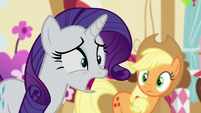 Rarity -She's simply vanished!- S5E11