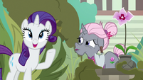 Rarity comes up with an idea S7E25