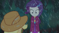 Rarity watches AJ dig in the mud CYOE13a