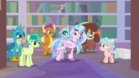 "Silverstream ""under the school!"" S8E22"