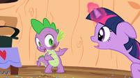Spike ooooh...great S2E10