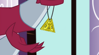 Tirek presents his medallion S4E26