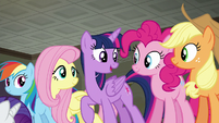 Twilight --if we all work together-- S6E9