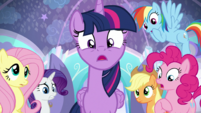 Twilight Sparkle --I could be wrong-- - episode version S6E1