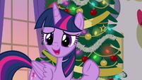 Twilight Sparkle -like the Earth ponies- S8E16