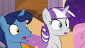 Twilight Velvet and Night Light in complete shock S7E22.png