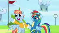 "Windy Whistles ""you were so amazing up there"" S7E7"